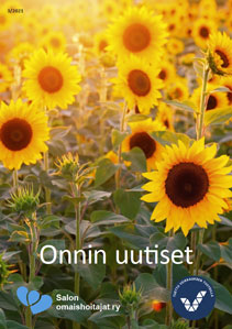 Onnin uutiset 3/2021 kansi